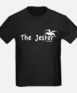 """Kids Tees:  """"The Jester"""""""