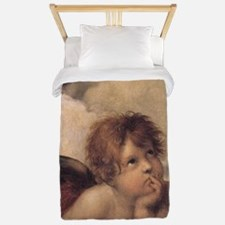 Raphael angels Twin Duvet