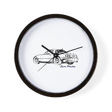 Funny Spec Wall Clock