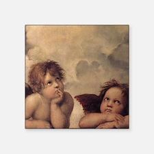 Raphael angels Sticker
