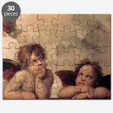 Raphael angels Puzzle