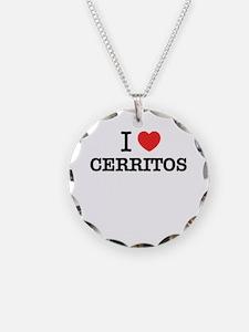 I Love CERRITOS Necklace