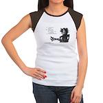 2764 Women's Cap Sleeve T-Shirt