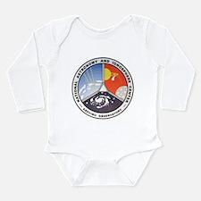 Natl. Astronomy Ctr Lo Long Sleeve Infant Bodysuit