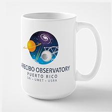 Arecibo Observatory Large Mug Mugs