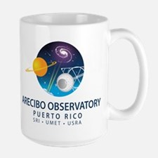 Arecibo Observatory MugMugs