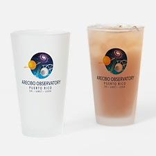 Arecibo Observatory Drinking Glass