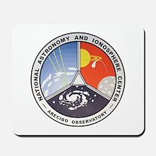 Natl. Astronomy Ctr Logo Mousepad