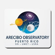 Arecibo Observatory Mousepad
