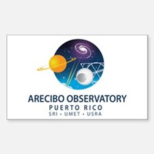 Arecibo Observatory Decal