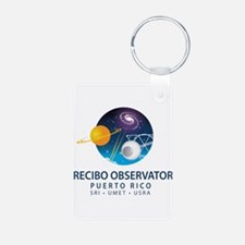Arecibo Observatory Keychains