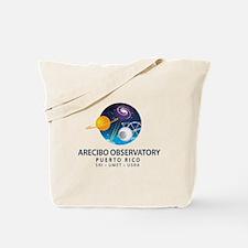 Arecibo Observatory Tote Bag