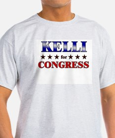 KELLI for congress T-Shirt