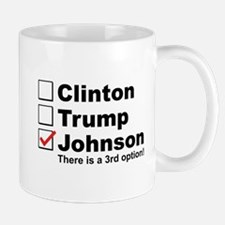 Johnson 3rd Option Mug