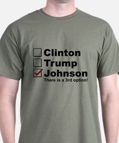 Johnson 3rd Option T-Shirt