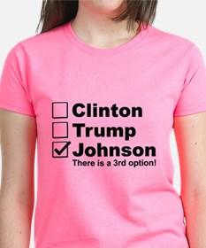 Johnson 3rd Option Tee