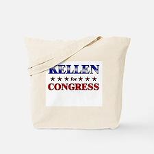 KELLEN for congress Tote Bag