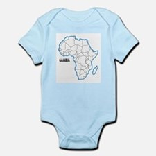 Gambia Body Suit