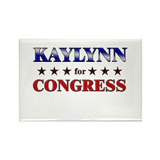 KAYLYNN for congress Rectangle Magnet