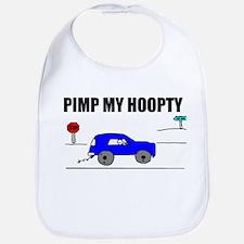 PIMP MY HOOPTY Bib