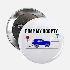 PIMP MY HOOPTY Button