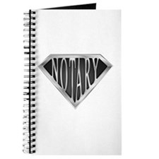 SuperNotary(metal) Journal