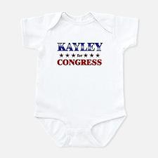 KAYLEY for congress Infant Bodysuit