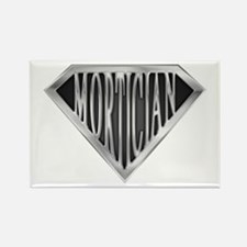 SuperMortician(metal) Rectangle Magnet
