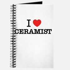 I Love CERAMIST Journal