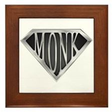 SuperMonk(metal) Framed Tile