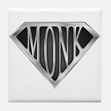 SuperMonk(metal) Tile Coaster