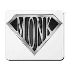 SuperMonk(metal) Mousepad