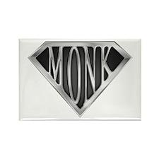 SuperMonk(metal) Rectangle Magnet