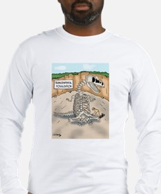 Transcendental Fossilization Long Sleeve T-Shirt