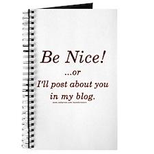 Funny Blogger Joke Journal