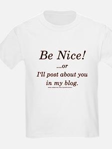 Funny Blogger Joke  T-Shirt
