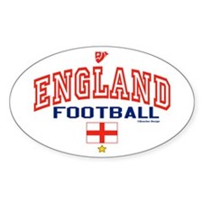 England Football/Soccer Decal