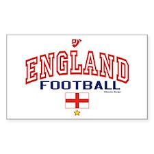 England Football/Soccer Decal
