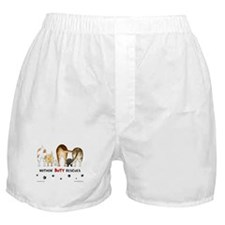 Dog Breed Rescues Boxer Shorts