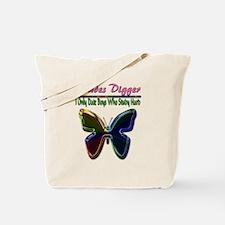 Grades Digger Tote Bag