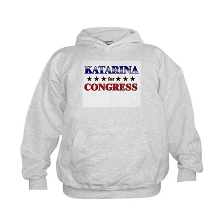 KATARINA for congress Kids Hoodie