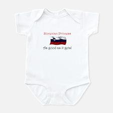 Slovenian Princess Infant Bodysuit