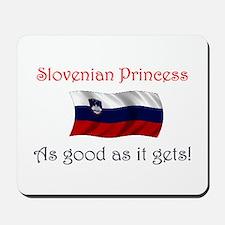 Slovenian Princess Mousepad