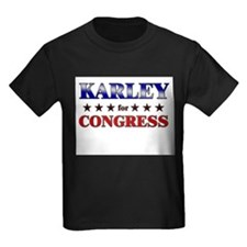 KARLEY for congress T