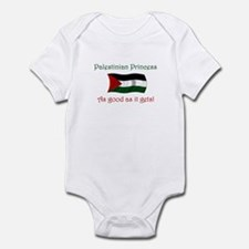Palestinian Princess Onesie