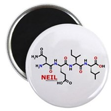 Neil name molecule Magnet