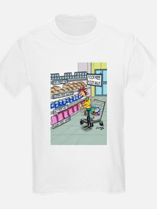 Food Free Food Aisle T-Shirt