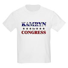 KAMRYN for congress T-Shirt
