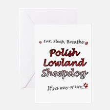 Lowland Breathe Greeting Card