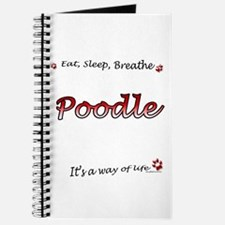 Poodle Breathe Journal